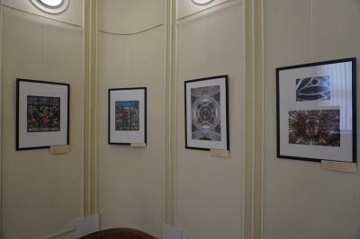 У Чернівцях відкрилася унікальна виставка вітражів