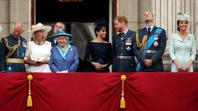 """Творці """"Гріффінів"""" знімуть мультсеріал про британську королівську сім'ю для HBO"""
