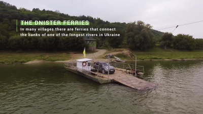 Яскраві куточки Буковини показали в англомовному відеоролику від Ukrainer