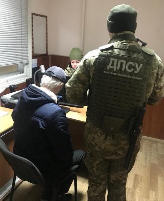 На Буковині прикордонники затримали іноземця, якого розшукував Інтерпол