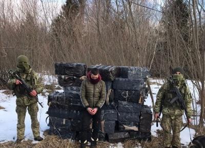 Стрілянина на кордоні Буковини: прикордонники затримали контрабанду вартістю 700 тисяч