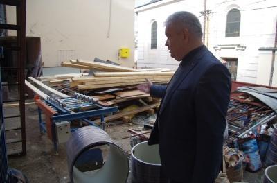 В Черновцах ремонтируют театр кукол, за который не брались 40 лет