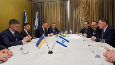 Зеленський закликав Кнесет ратифікувати угоду про ЗВТ
