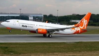 Лоукостер SkyUp запустить рейси до Греції з 5 українських міст