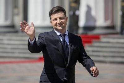 Володимир Зеленський сьогодні святкує свій День народження