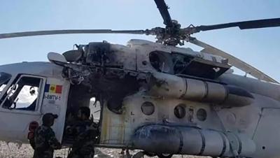 Ракета влучила у молдовський вертоліт в Афганістані: постраждали українці