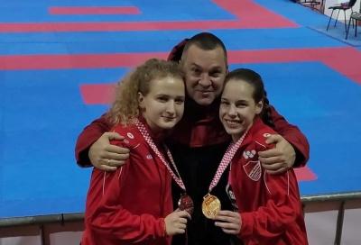 Буковинські каратисти привезли медалі з міжнародного турніру в Хорватії