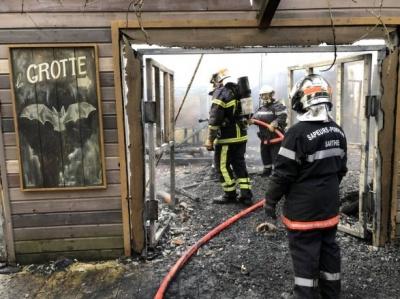 Під час пожежі у французькому зоопарку загинули близько 60 тварин