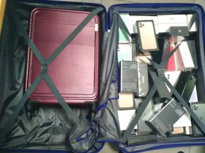 У «Борисполі» забули сумки зі 113 iPhone: вартість багажу сягає майже 2 мільйонів