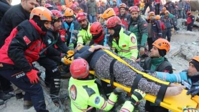 У Туреччині кількість загиблих внаслідок землетрусу зросла до 31