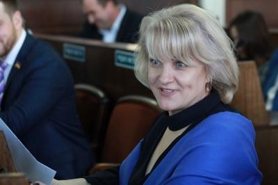 Скільки у грудні отримала зарплати секретар виконкому Чернівців Антоніна Бабюк