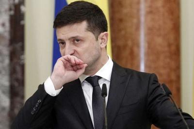 Зеленський заявив, що не збирається балотуватись на другий термін