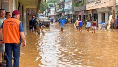 У Бразилії внаслідок тропічних злив загинули щонайменше 30 людей