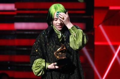 """У Лос-Анджелесі вручили цьогорічну премію """"Греммі"""". Список переможців"""