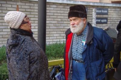 У Чернівцях вшанували пам'ять жертв Голокосту - фото