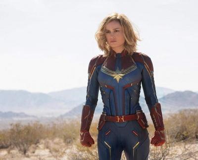 Фанати вимагають зробити з Капітана Марвел темношкіру лесбіянку