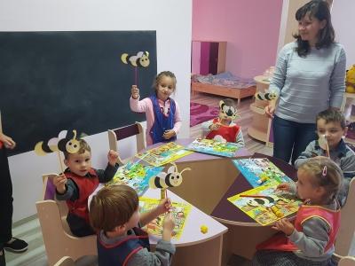 """Шукаєте хороший дитячий садок європейського рівня у м. Чернівці? """"Magic Kids"""" – новий навчальний заклад, у якому ваша малеча буде вчитися із задоволенням*"""