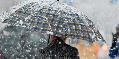 Мокрий сніг, ожеледиця і сильний вітер: синоптики попередили про погіршення погоди на Буковині