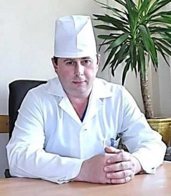 У Чернівцях  на робочому місці помер лікар Федір Баранецький