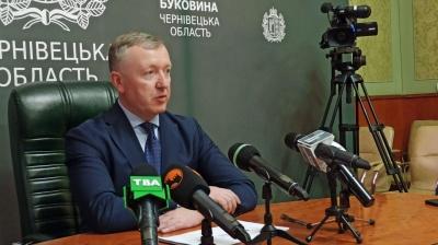 Голові Чернівецької ОДА офіційно затвердили усіх чотирьох заступників
