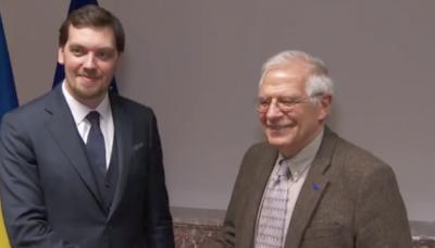 """Гончарук заявил о готовности Украины к  """"промышленному"""" безвизу с ЕС"""