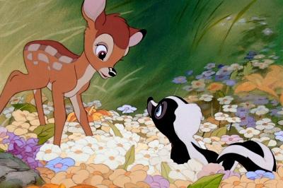 """Disney перезніме культовий мультфільм """"Бембі"""""""