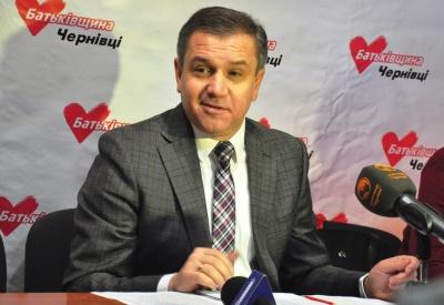 Осачук розповів, чому Пуршагу залишили на посаді в Чернівецькій ОДА