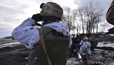 Бойовики обстріляли українські позиції зі ствольної артилерії та мінометів. Поранено військового