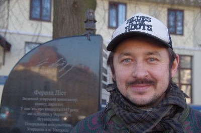 Чому Чернівці стали Когутвілем: інтерв'ю фолк-сінгера Саші Буля