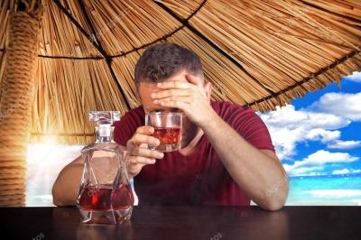 Анекдот дня: про чоловіка у барі