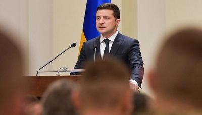 Опитування: Зеленському довіряють 59%, не довіряють - 32% українців