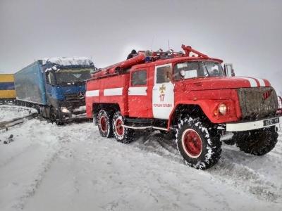 Аваков не виключає блокування автошляхів через негоду