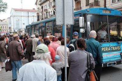 Виконком Чернівців вирішив ще почекати з підвищенням вартості проїзду у тролейбусах