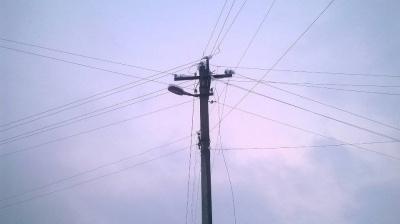 Більше 40 населених пунктів на Буковині залишились без світла через негоду