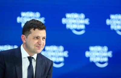 Зеленський хоче, щоб українці голосували на виборах за допомогою смартфонів