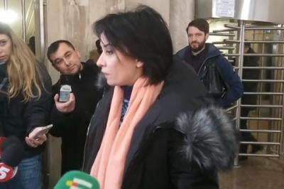 ДБР повідомило волонтерці Звіробій підозру про погрози Зеленському