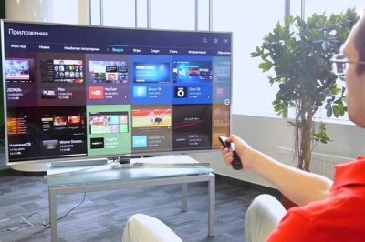 Samsung почала блокувати смарт-телевізори в Україні