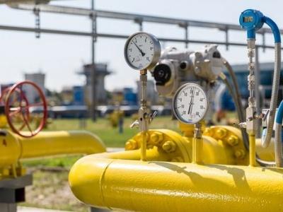 Україна за минулий рік скоротила споживання газу на 7%