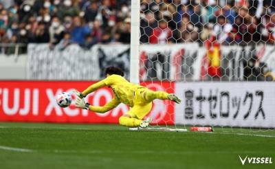 У матчі за Суперкубок Японії, гравці не забили дев'ять післяматчевих пенальті поспіль - відео