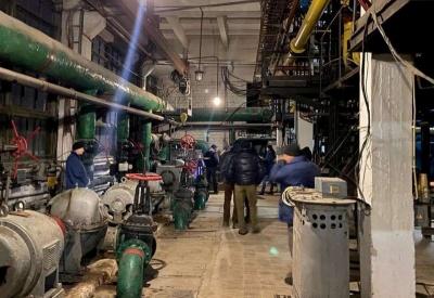 Каспрук незадоволений роботою управлінських компаній під час аварії на котельні в Чернівцях