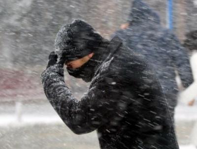 Завтра на Буковині очікується снігопад і вітер
