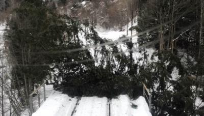 Через негоду на Львівщині затримуються поїзди