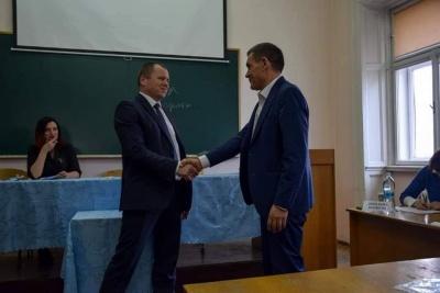 Руслан Білоскурський вдруге став деканом економічного факультету ЧНУ