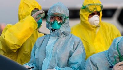 COVID-19: За добу у Китаї від коронавірусу померли майже 100 осіб