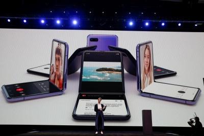 Samsung презентувала лінійку смарфонів Galaxy S20 та гнучкий телефон Galaxy Z Flip