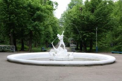 За стан фонтанів та бювету в Чернівцях відповідатиме водоканал