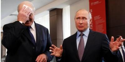ЗМІ: Путін пропонував Лукашенко об'єднати РФ і Білорусь у «наддержаву»