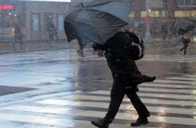 На день Валентина на Буковині очікується мокрий сніг і сильний вітер