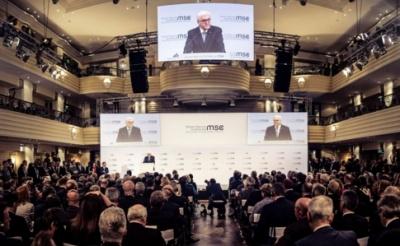 """Скандальний план """"завершення війни в Україні"""" прибрали з сайту Мюнхенської конференції"""