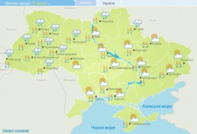 Якою буде погода на Стрітення